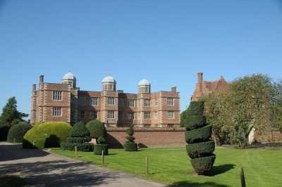 The Gardens at Doddington Hall